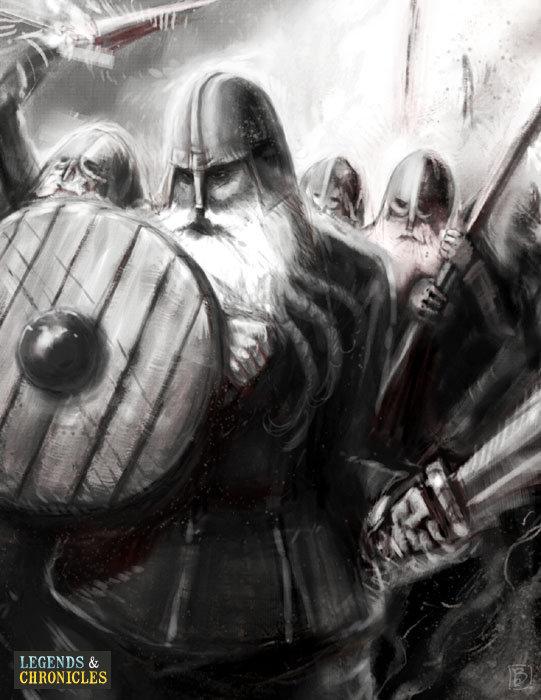 Viking Warriors | Viking Berserker | Ancient Viking Warrior