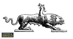 Mythical Greek Chimera 2