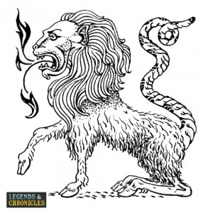Mythical Greek Chimera