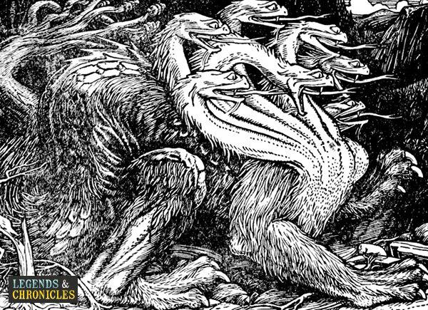 Facts About Hydra Greek Mythology B Bp 2018