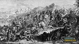 Persian Warriors at War