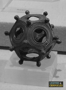 Roman Dodecahedron 1