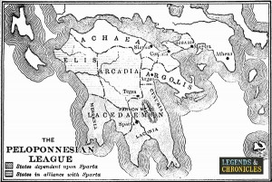 The Peloponnesian League
