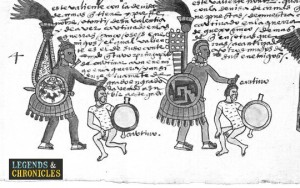 Ancient Aztec Children 2