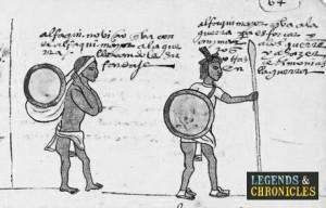 Ancient Aztec Clothing 2