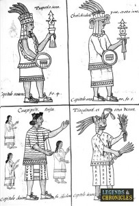 Ancient Aztec Gods 1