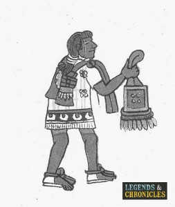 Ancient Aztec Women 1