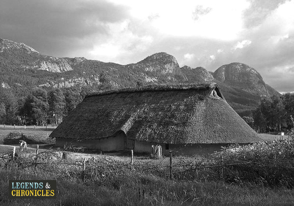 Viking houses and homes 1