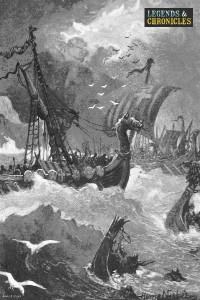 Viking longships 1