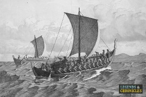 Viking longships 2
