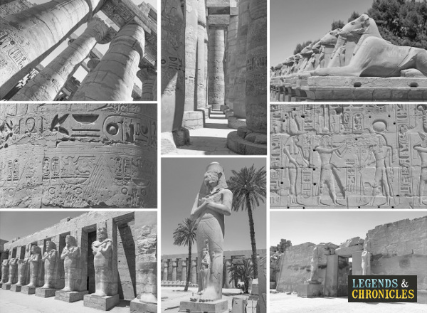 ancient egyptian architecture 1 picture