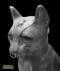 Ancient Egyptian Cats 2