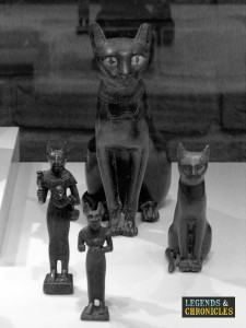Ancient Egyptian Cats 3