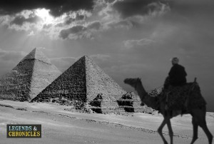 Ancient Egyptian Pyramids 1
