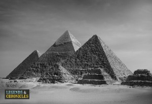 Ancient Egyptian Pyramids 2