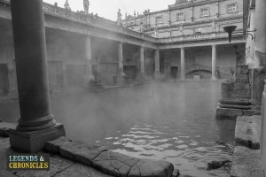 Ancient Roman baths 1