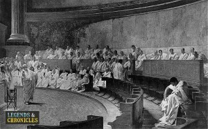 Ancient Roman classes 2