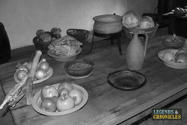 Ancient roman food 2 picture for Ancient roman cuisine