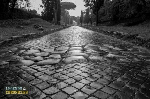 Ancient Roman roads 3