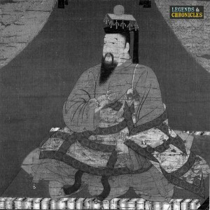 Emperors of feudal Japan 1