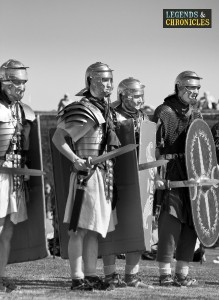 Men of ancient Rome 1