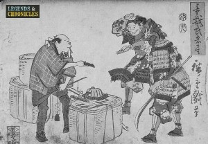 Merchants in feudal Japan 2