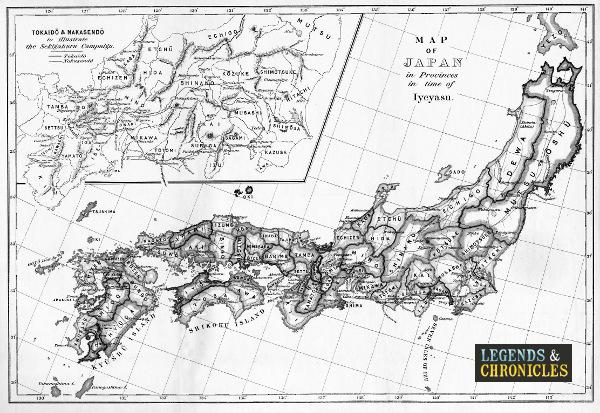Periods of feudal Japan 1