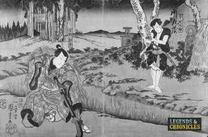 Ronin of feudal Japan 1
