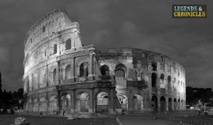 The Roman Colosseum 1