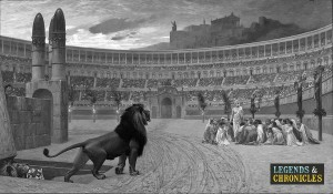 The Roman Colosseum 2