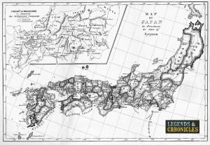 Timeline of feudal Japan 2